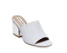 d4599c11a79 Steve Madden Medium Width (B, M) Mules Heels for Women for sale | eBay