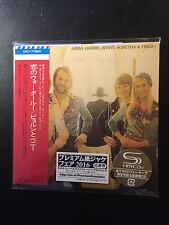 ABBA-Waterloo SHM MINI LP Style CD 2016 Japon UICY - 77950 NOUVEAU!