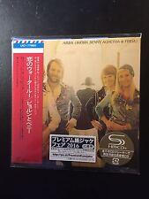 ABBA - Waterloo SHM Mini LP Style CD 2016 Japan UICY-77950 NEU !