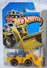 Hot Wheels HW City Series Wheel Loader Die Cast NEW Mattel 2012 Ships In A Box