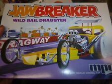 MPC 821 JAWBREAKER Wild Rail Dragster KIT 1/25 Model Car Mountain NIB