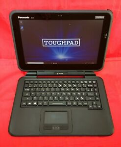 ▲Panasonic Toughpad FZ-Q1 - Core i5-4302Y - 8GB RAM - 256GB SSD - 4G + KB▲BIDS