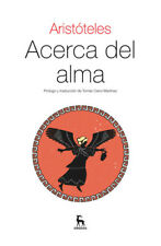 Acerca Del Alma. NUEVO. Nacional URGENTE/Internac. económico. LITERATURA