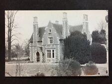 RP Vintage Postcard - Northamptonshire #B4 - Heyford Lodge, Nether Heyford