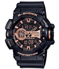 Casio G-Shock *GA400GB-1A4 Anadigi Watch Black w/Rose Gold COD PayPal