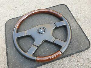 Rare Lorinser Momo Steering Wheel  Mercedes-Benz W124 W126 500E R129 AMG
