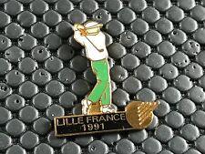 pins pin BADGE CLUB GOLF LILLE