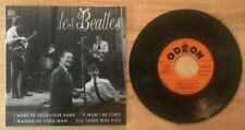 RARE FRENCH THE BEATLES EP ODEON SOE 3745