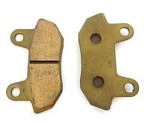 Emgo Full Metal Front Brake Pads - Honda CB/CM450 CB650 CB750 - 1982 - 64-51873