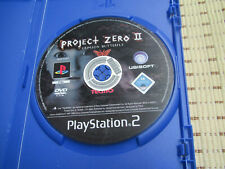 Project Zero II Crimson Butterfly für Playstation 2 PS2 PS 2