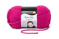 Schachenmayr Wolle Bravo Big stricken Häkeln 200 Gramm Strickgarn stricken