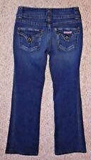 Hudson Jeans Womens Bootcut Dark Wash Size 27 X 27