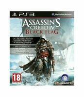 Assassin's Creed 4 IV Black Flag Special Edition PS3 PlayStation 3 Video Game