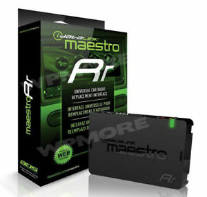 iDatalink Maestro ADS-MRR Car Radio Replacement Steering WheeI Interface RR