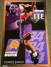 Rare Charles Barkley ELITE Phoenix Suns 1994 Slam Dunk Costacos Brothers Poster