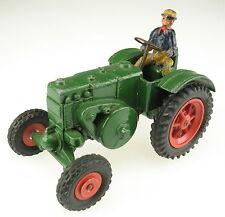MÄRKLIN 8029 - LANZ Ackerschlepper mit Fahrer - grün - Modellauto - Traktor