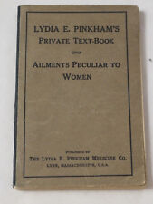 AILMENTS PECULIAR TO WOMEN The Lydia E.Pinkham's 1900