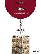 (16).LATIN 2ºBACH.(APRENDER CRECER CONEXION). ENVÍO URGENTE (ESPAÑA)