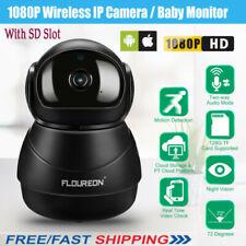 Wireless 1080P HD Security IP Network Camera WIFI CCTV Indoor Night Vision Cam