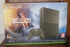 Battlefield 1 Special Limited Edition Military Green Console PAL Xbox One 1TB