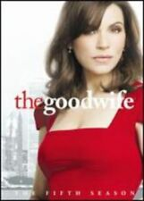 The Good Wife: The Fifth Season [New DVD] Boxed Set, Dubbed, Subtitled, Widesc