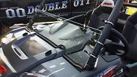 "2015/16/17  POLARIS RAZOR, RZR 900 1/4"" POLYCARBONATE HALF WINDSHIELD, CLEAR"