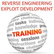 Ingénierie inverse et exploiter de développement-Video Training Tutorial DVD