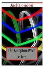 The Kempton-Wace Letters by Jack London (2012, Paperback)