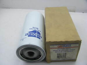 Carquest 86116 Fuel Filter Replaces P3430A 33116 F70134 LFF5740 BF7913 FS19870