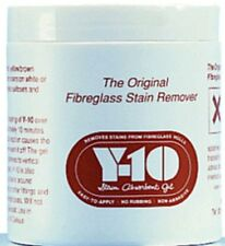 Y10 Fibreglass Stain Remover 340g Boat Fibreglass Cleaner
