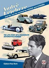 Andre Lefebvre Voisin Citroen Auto Designer New Book Car Design