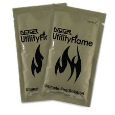 Utility Gel Fire Starting Gel Two Pack - Tactical Pack