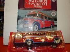 autobus autocars du monde  MERCEDES- BENZ LO 1112 DE 1969 n° 78