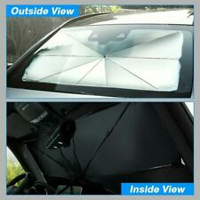 Foldable Car Windshield Sunshade Front Window Cover Visor Shade Sun W2Q1