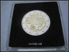 "2 Euro Gedenkmünze Portugal 2007 ""EU-Ratspräsidentschaft"" im Münzrahmen"