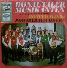 "7"" RARE!!! Danubio TALLERO suonatori: Honved Banda + powifldatschkern"