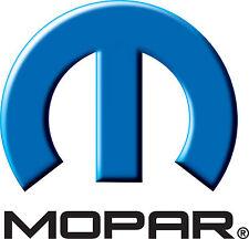 01-10 Chrysler Dodge New Splash Guards Black Front No Logo Mopar Factory Oem