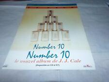 J.J. CALE - Publicité de magazine / Advert !!! NUMBER 10 !!!