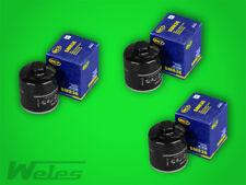 3 x SM836 Ölfilter VW GOLF III IV 1,4 1,6 16V FSI NEW BEETLE POLO 9N 6N 1,0 1,4