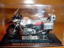 BMW R 1150 GS ADVENTURE SILVER BMW R1150GS 1/24 MINT