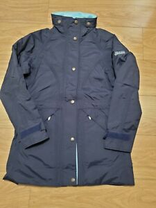 Musto Performance  Breathable Sailing WOMEN'S WATERPROOF  JACKET SIZE 10 VERY GO