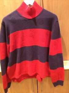 Paul Smith Womens Jumper Lambswool BNWT Large