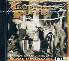 Tropical Fever-40 Latino, Salsa & Reggae Dance Tracks (1996) Los del Ma.. [2 CD]
