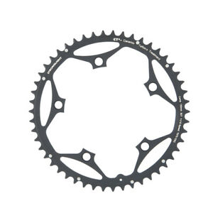 Stronglight Chainring Type 130 S external 53 teeth black 10/11-speed PCD 130mm