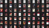 Los Angeles Clippers Team Set Lot of 42 Cards 80s 90s 2019-20 George Brand Odom