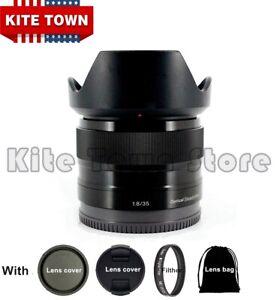 SEL 35mm f/1.8 OSS Lens SEL35F18 for Sony Alpha NEX A7 Series E-mount Cameras