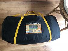 Satellite 9 Wynnster Tent 28kg 9 Man Tent 3 Doors Sand / Navy Colour
