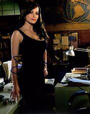 GFA Smallville-Lois Lane * ERICA DURANCE * Signed 8x10 Photo EJ1 COA