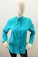 Camicia RALPH LAUREN Donna Shirt Chemise Woman Taglia Size S