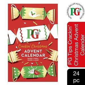 1pk or 2pk PG Tips AdventCalendar forTeaLoversPerfectGift for Him&Her, 48TeaBags